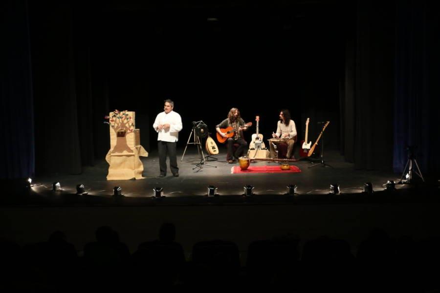 «Juan y Rashid», cuentos con música o música con cuentos NO GIRA