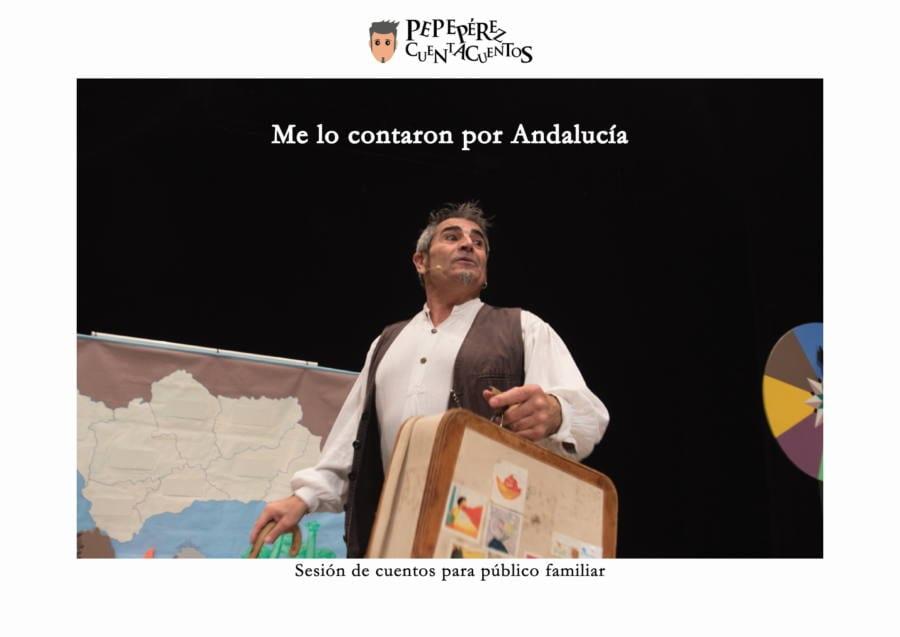 Me lo contaron por Andalucía