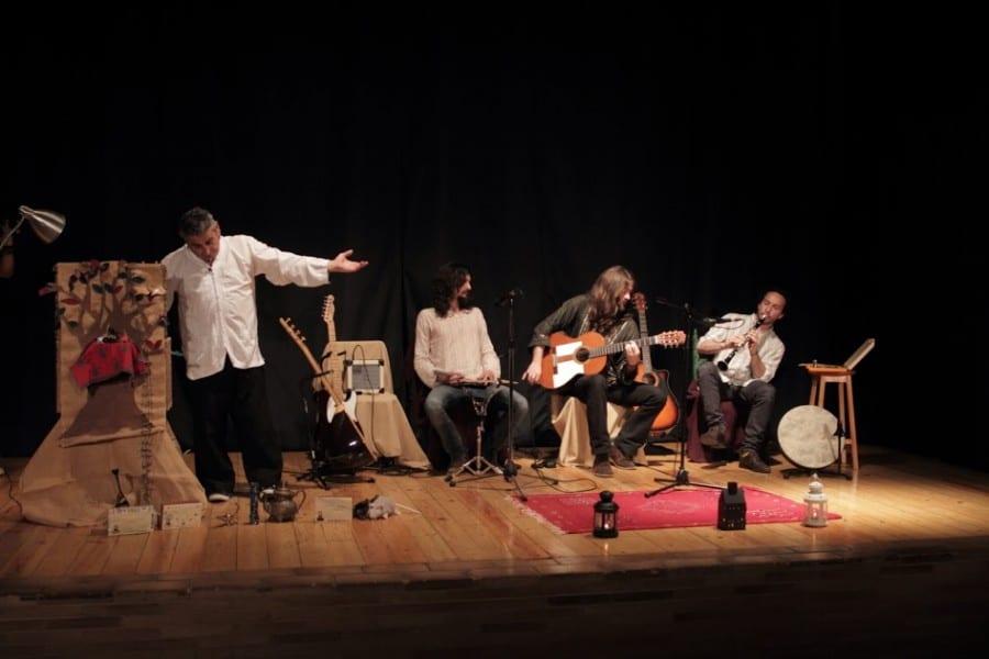 """""""La casa del Árbol"""", cuentos con música o música con cuentos"""