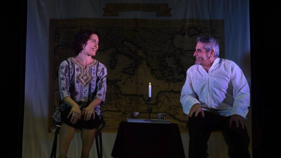 MEDITERRANEUM, Esther Yamuza y Pepepérez